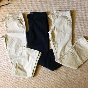 Set of 3 mossimo pants